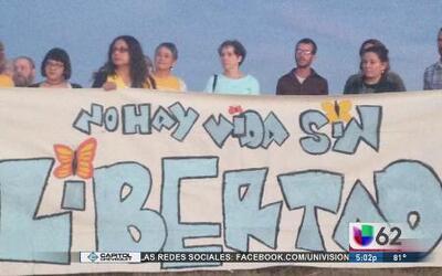 Inmigrantes detenidas inician huelga de hambre