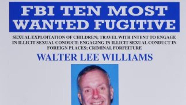 Detuvieron en México a Walter Lee Williams, uno de los 10 delincuentes m...