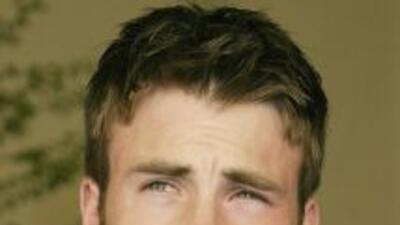 El actor Chris Evans es uno de los actores más ardientes de Hollywood