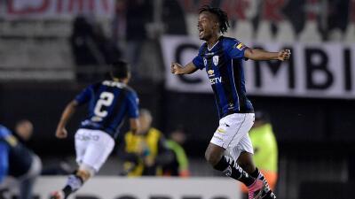 Independiente del Valle y Pumas jugarán en los cuartos de final de la Co...