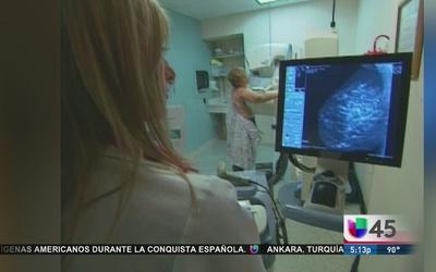 Mamografías gratis en el condado Galveston