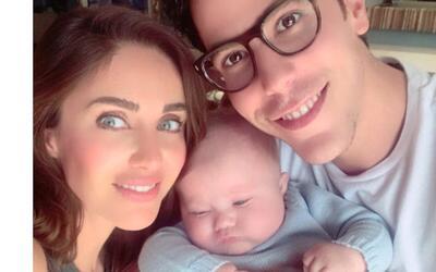 Christian Chávez tiene sorpresivo encuentro con el hijo de Anah&i...
