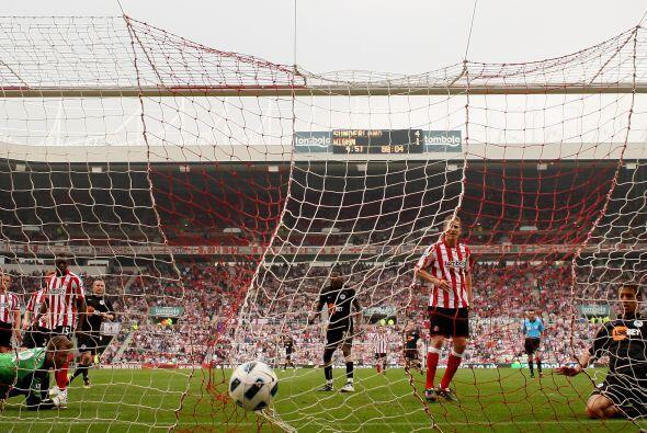 La derrota hunde aun más al Wigan que sigue en posiciones de descenso.