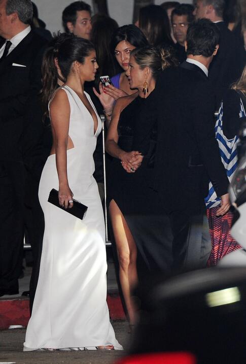 Selena Gomez moda LG