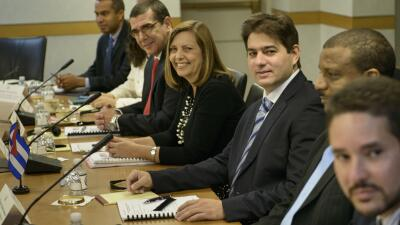 Delegación cubana