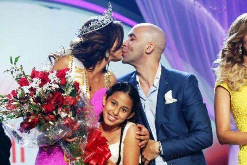 Marisela estuvo feliz de tenerlo cerca y poder darle muchos besos y abra...