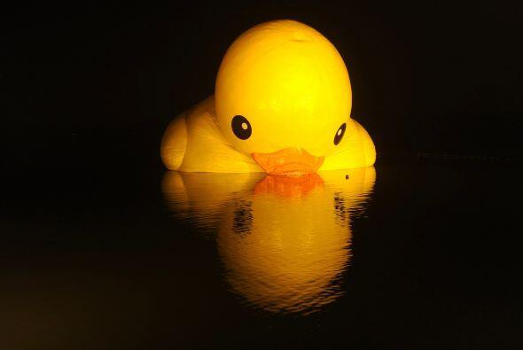El pato fue responsable de al menos 3 millones de visitantes en el festi...
