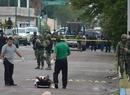 Foto de archivo de un choque armado ocurrido en Tamaulipas en noviembre.
