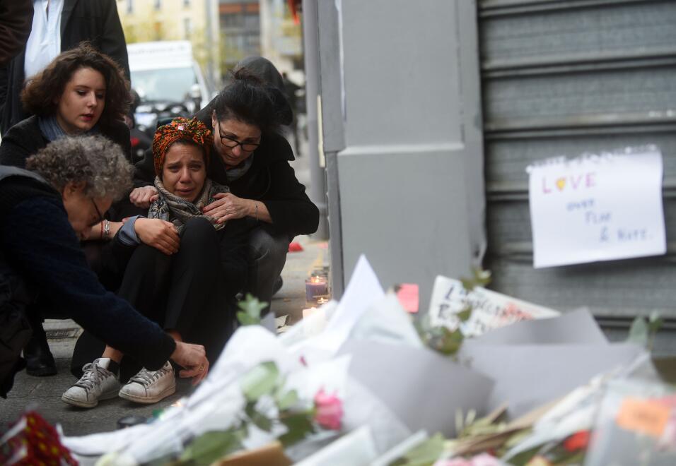 Un arma usada en los ataques de París provino de Estados Unidos GettyIma...