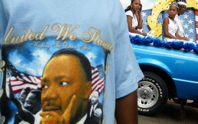 Dallas se une a las celebraciones por el legado de Martin Luther King