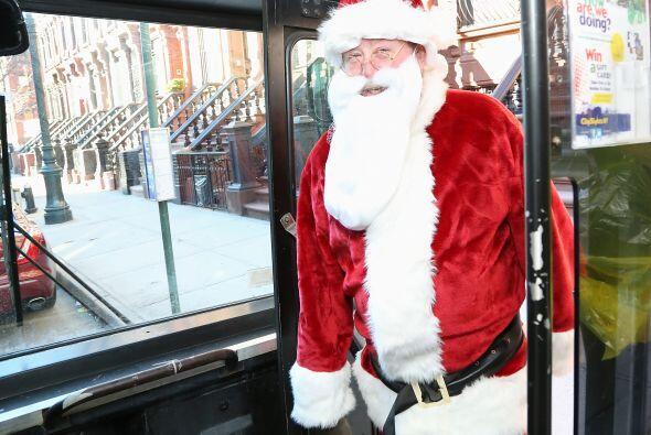 ¿Quién no adora a Santa? Nadie.