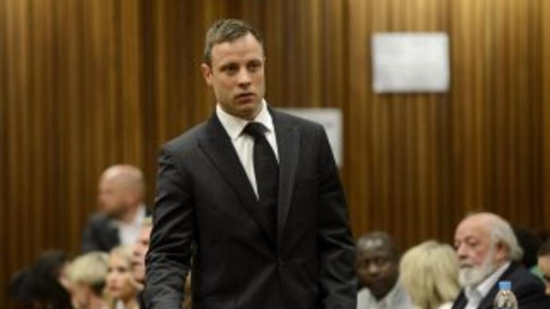 Oscar Pistorius es enviado a prisión