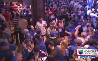 Fanáticos de los Cubs no pueden esperar para conocer el desenlace del sé...