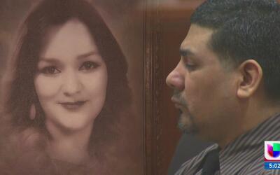 Vida en prisión a hispano que asesinó y quemó a una joven madre