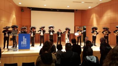 Instituto de Estudios Mexicanos de la Universidad de la Ciudad de Nueva...