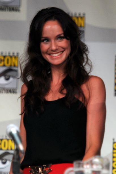 La actriz, quien cumple 37 años este 2014, participó en la popular conve...