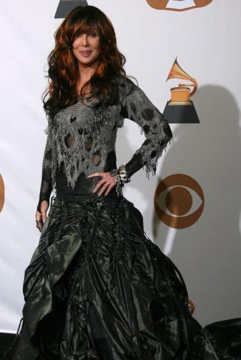 ¿Cher no sabe que existen algunas prendas que son de lavandería y que si...
