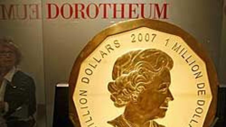 Una empresa española pagó $4 millones por la mayor moneda de oro del mun...