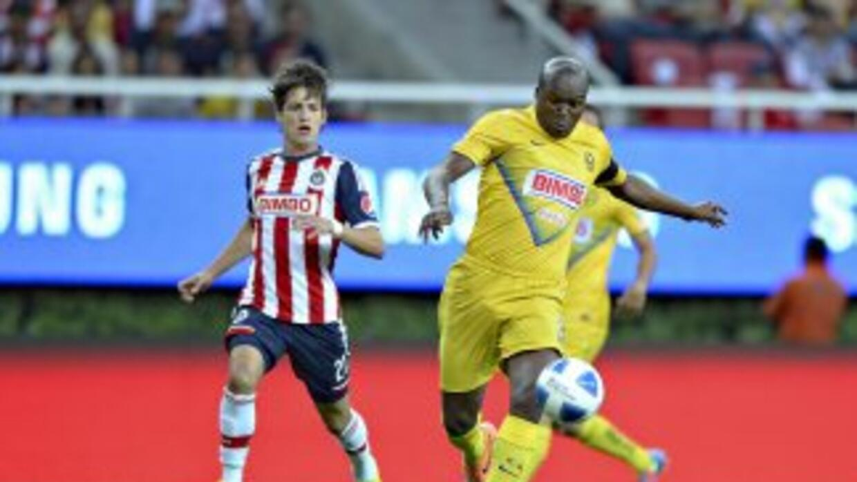 Calificaciones América vs. Chivas