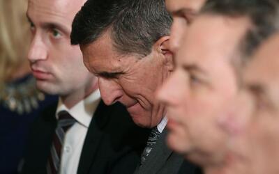 ¿Por qué Flynn fue forzado a renunciar como consejero de seguridad nacio...