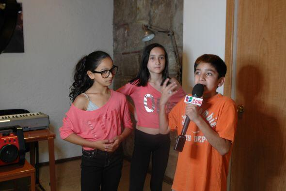 Los niños también brindaron su opinión sobre la competencia dentro de Pe...