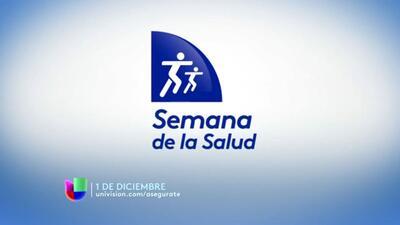 Univision celebra la Semana de la Salud