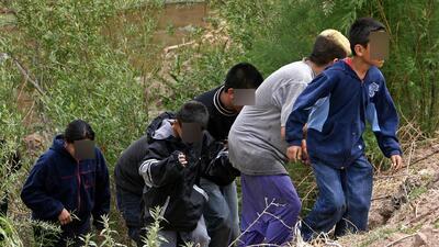 México ha deportado más niños hondureños en 6 meses que en todo el 2013