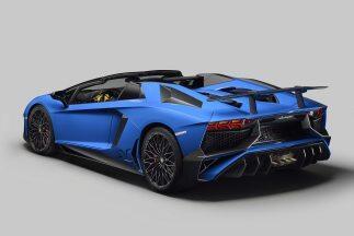Lamborghini Aventador LP 750-4 Superveloce Roadster 2016