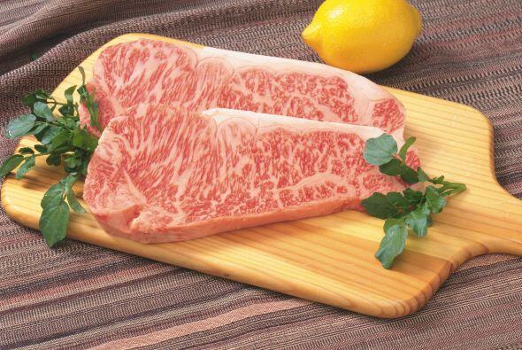 """Carne más blanda. Las fibras de la carne se """"rompen"""" suavemente c..."""