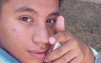 Familia exige justicia por el asesinato de joven de 15 años