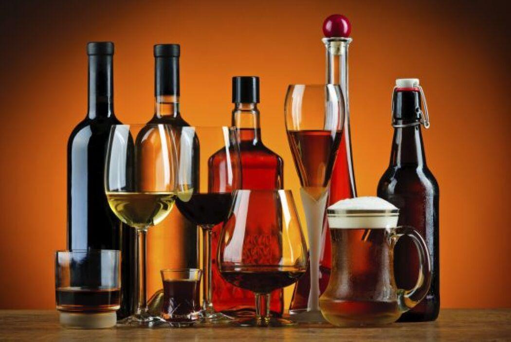 El alcohol es de las primeras cosas que los entrenadores de gimnasios le...