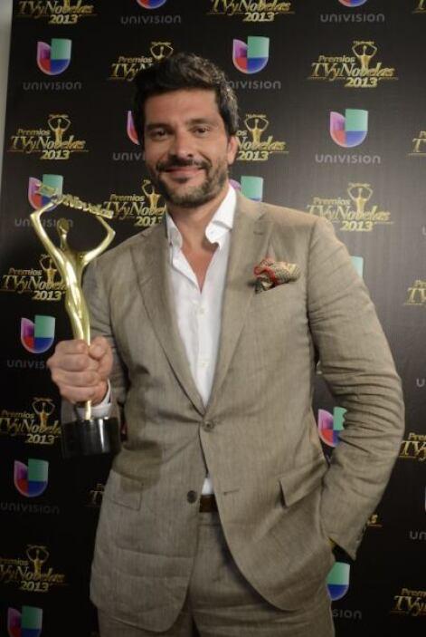 Marcelo Córdoba fue el Mejor Villano.