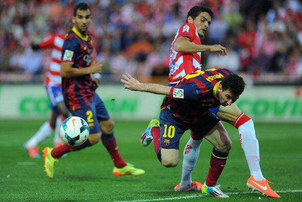 """Lionel Messi tuvo otro partido """"a medio gas"""", tras recientes a..."""