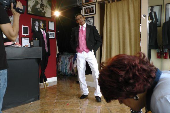 ¡Manos a la obra!, Miss Meche empezó a dar tips de cómo vestir.