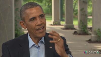 Mensaje del presidente Obama para las familias centroamericanas