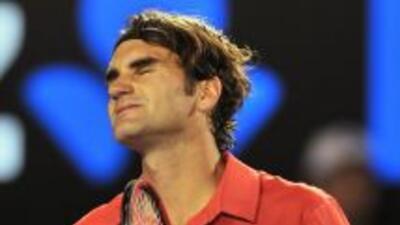 Roger Federer no pudo ganar en singles ni en dobles ante Estados Unidos.