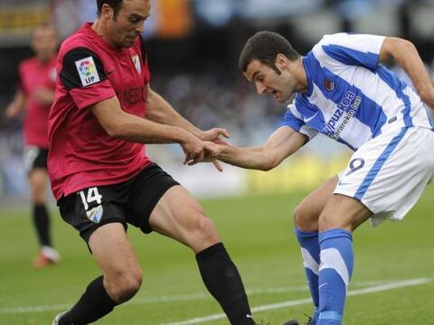La Real Sociedad y el Málaga dieron uno de los duelos más...