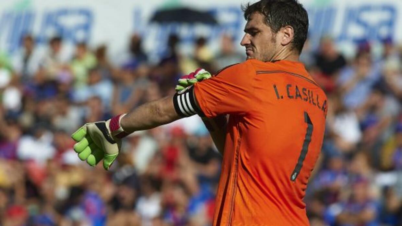El portero español dijo que Ancelotti es mejor que Mourinho.