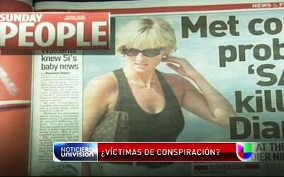 Princesa Diana habría sido asesinada