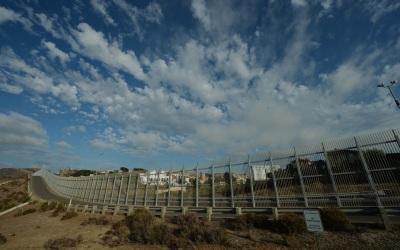 México comparte con Estados Unidos una frontera de más de 3,000 kilómetros.