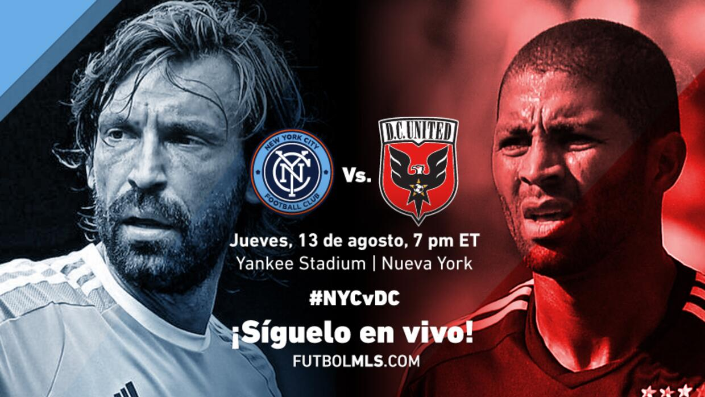 New York City vs D.C. United | Jornada 24