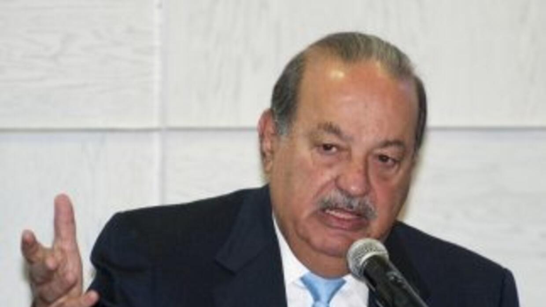 La fortuna de Carlos Slim, de 71 años, alcanza los $74,000 millones de d...