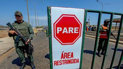 Miles de colombianos abandonaron voluntariamente el país