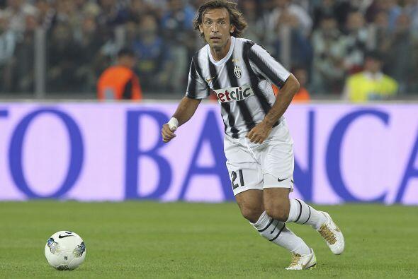 Andrea Pirlo jugó un 'derby' más en su historia, pero esta...