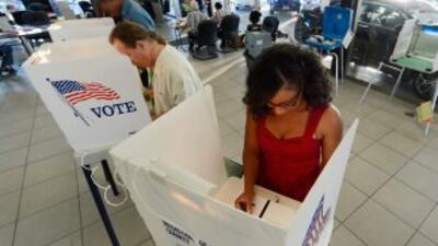 El próximo martes 4 de noviembre se celebrarán en Estados Unidos eleccio...
