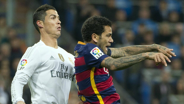 CR7 dno descartó jugar en Barcelona