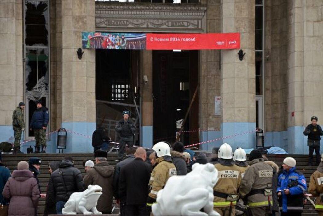 Todo apunta a que el terrorista pertenecía a la guerrilla islamista del...