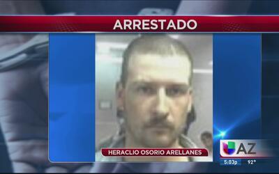 Inicia proceso de extradición del sospechoso de asesinar a un agente de...