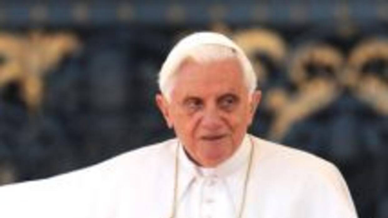 Benedicto XVI ya había visitado América Latina aunque sólo estuvo en Bra...