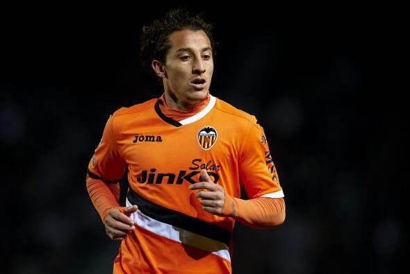 Pese a contar con amplia experiencia en el fútbol europeo, Andrés Guarda...